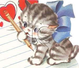 baby kitteh